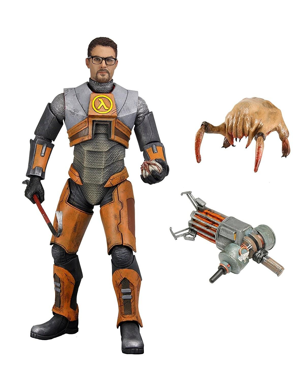 Half-Life: Dr. Gordon Freeman 18 cm statulėlė
