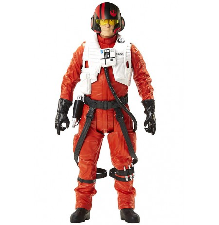STAR WARS - THE FORCE AWAKENS POE DAMERON 45cm statulėlė