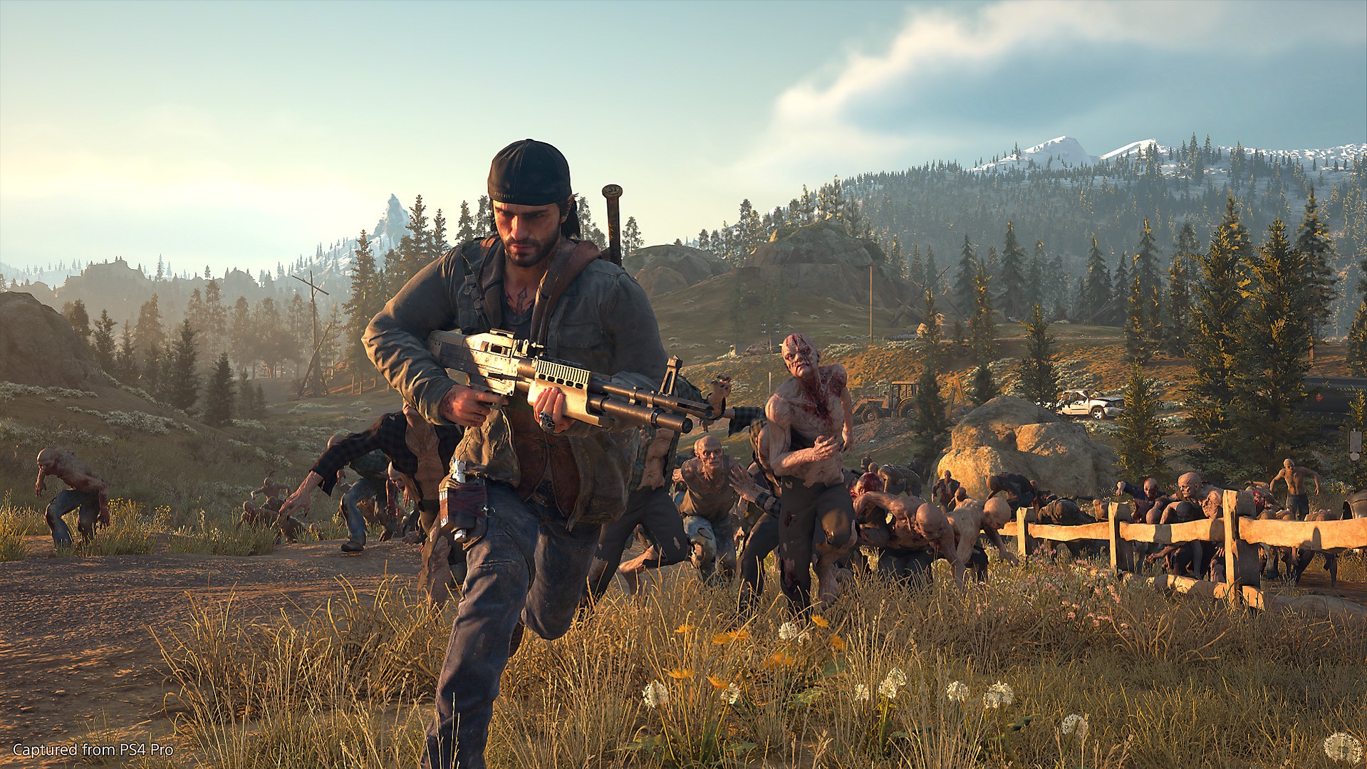 Days Gone Standard Edition