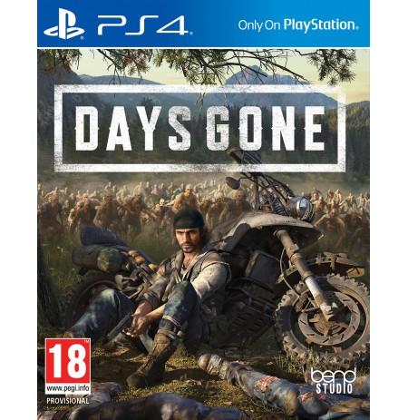 Days Gone Standard Edition