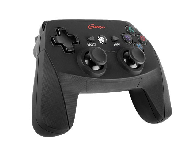 WIRELESS GAMEPAD GENESIS PV59 (FOR PS3/PC)