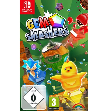 Gem Smashers XBOX