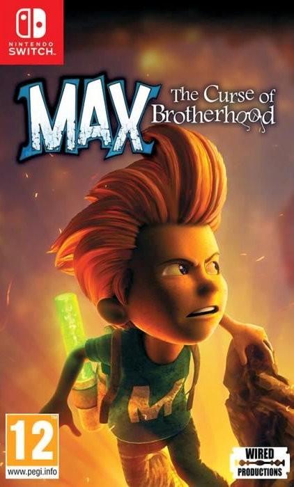 Max: The Curse of Brotherhood XBOX