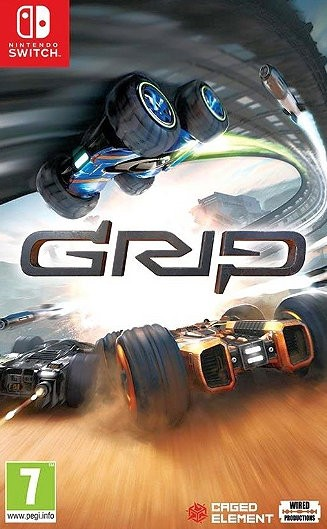 Grip: Combat Racing XBOX