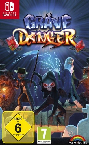 Grave Danger XBOX