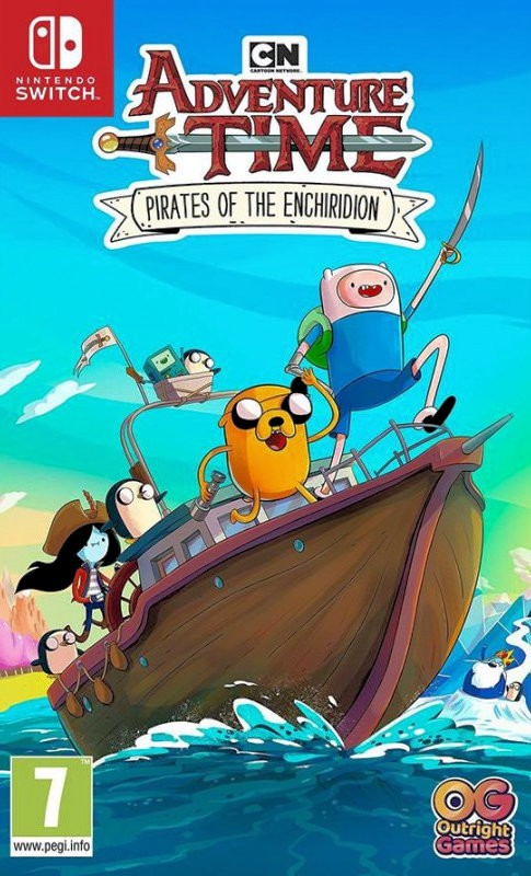 Adventure Time: Pirates of the Enchiridion XBOX