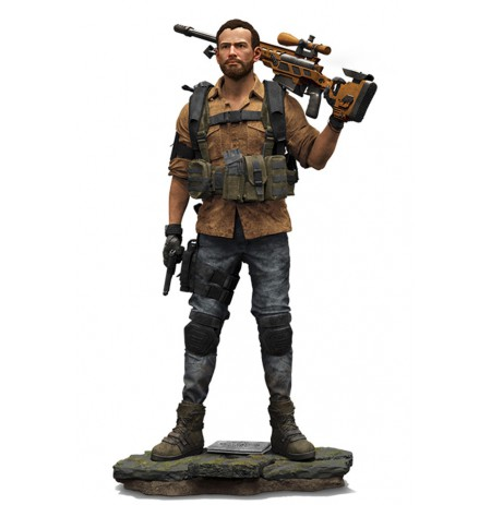 The Division 2 - Brian Johnson Figurine (25cm)