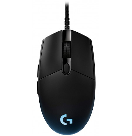 LOGITECH G Pro Gaming Mouse Black - USB