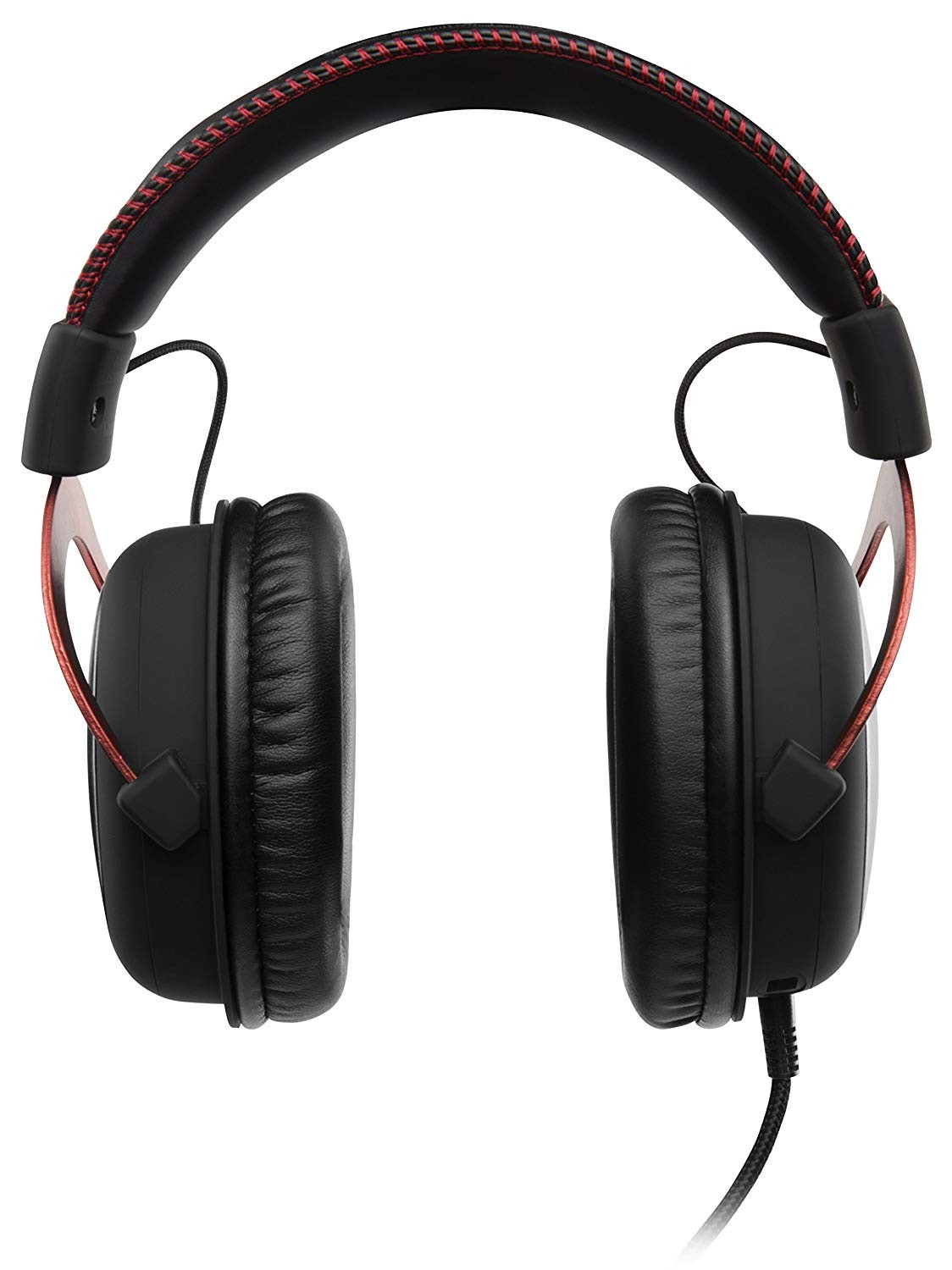 HyperX Cloud II Red Gaming Headset - 7.1 Surround Sound