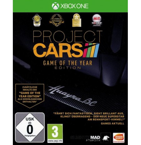 Project CARS - Game of the Year XBOX