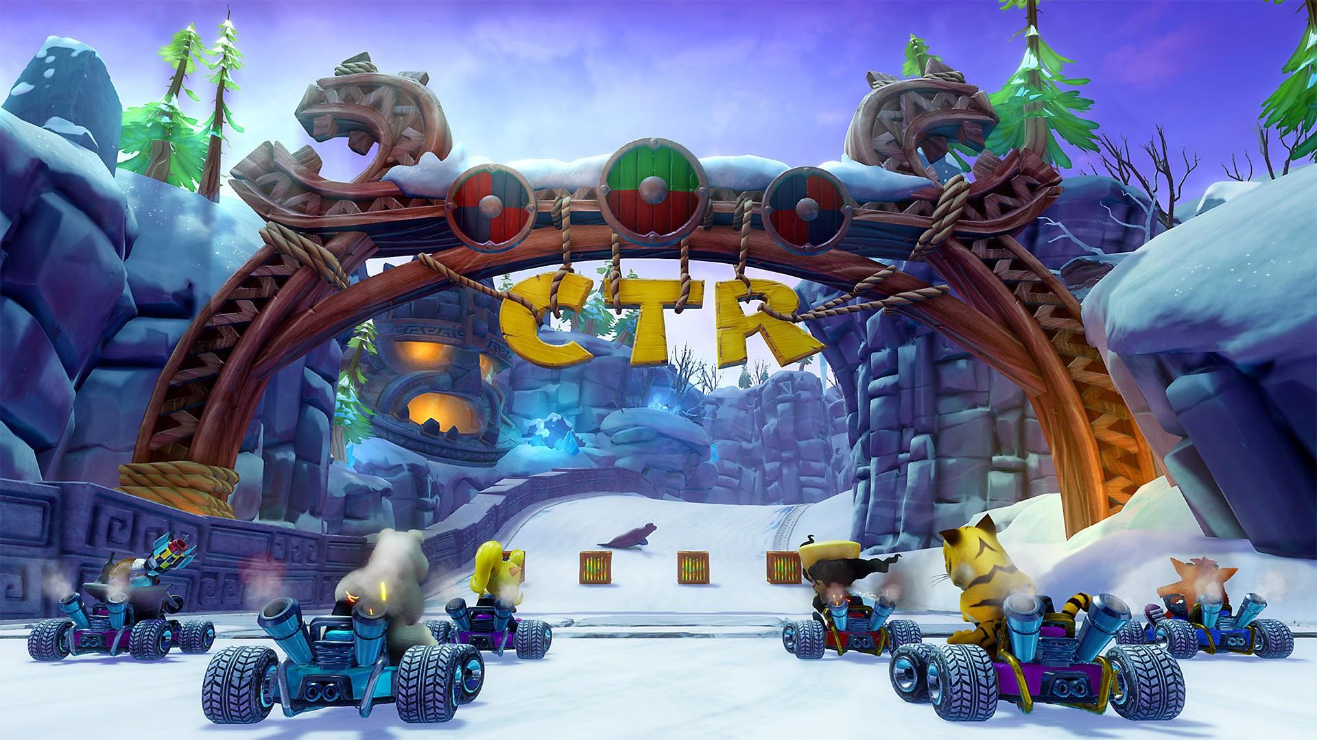 Crash Team Racing Nitro Fueled