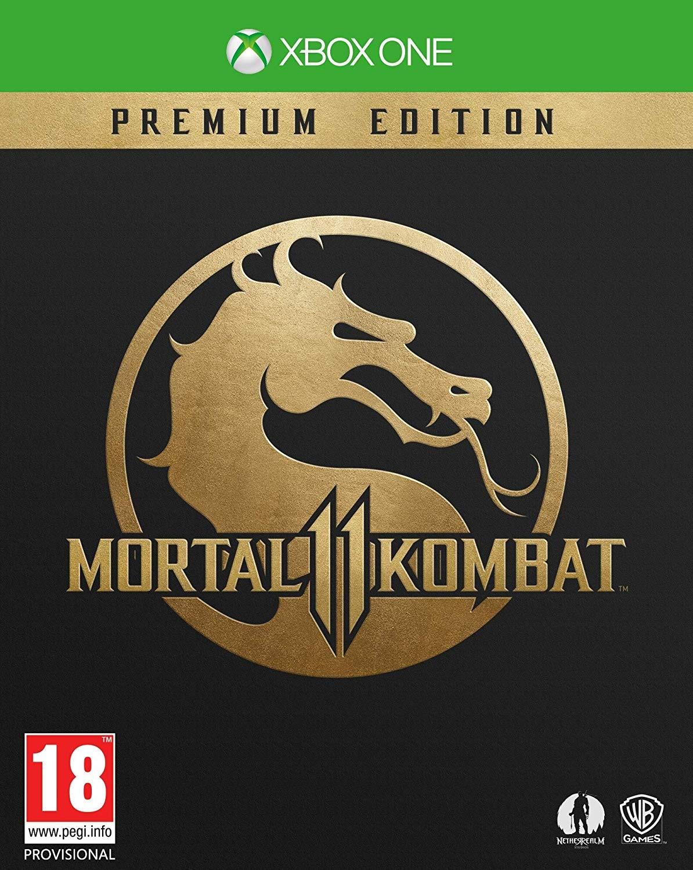 Mortal Kombat 11 Premium Edition XBOX