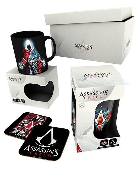 ASSASSINS CREED Assassins dovanų dėžutė