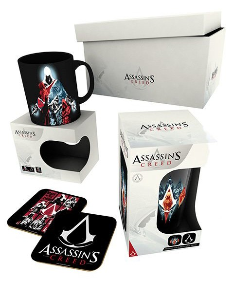 ASSASSINS CREED Assassins gift box