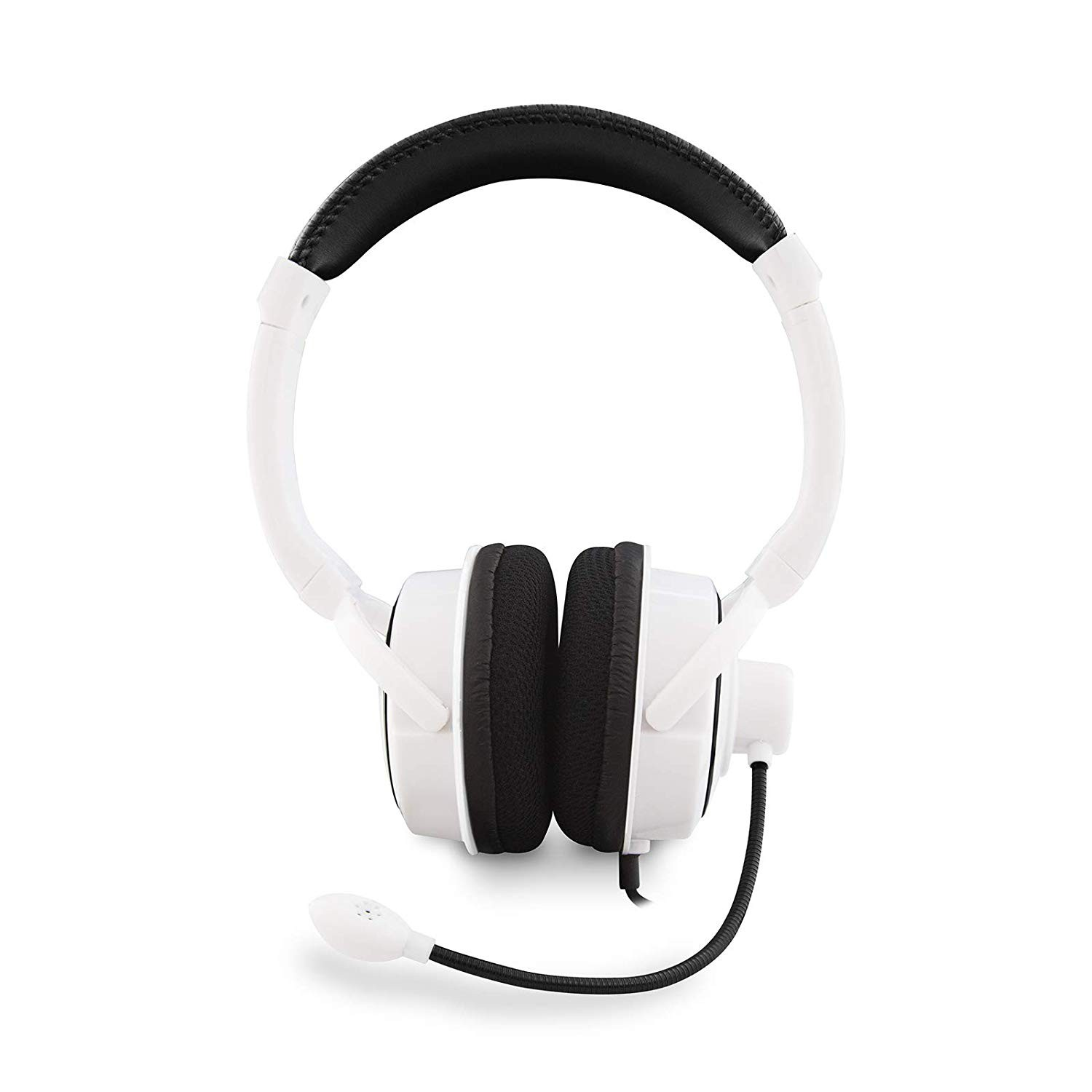 4Gamers PRO4-40 stereo gaming headset white| 3.5mm