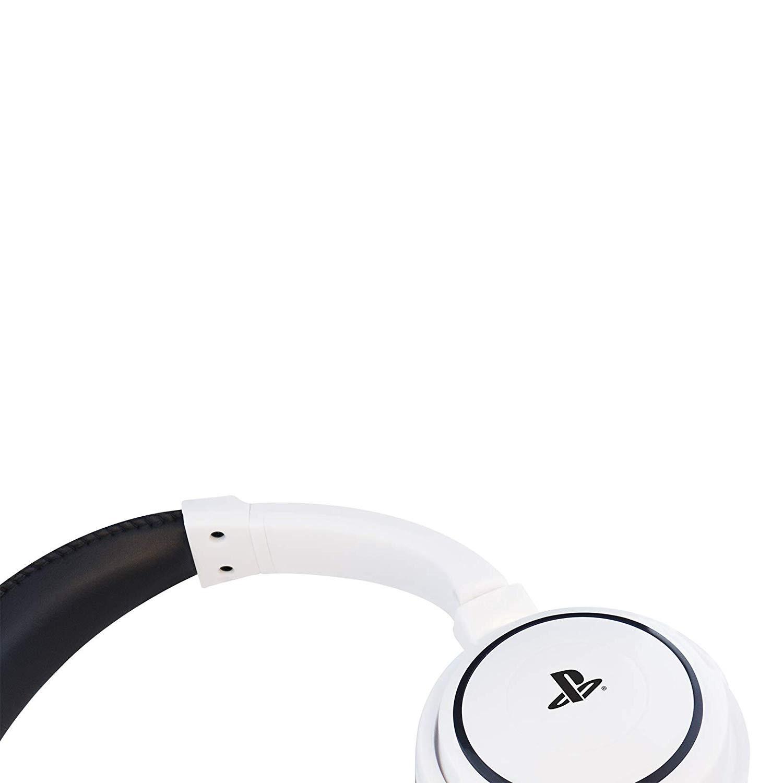4Gamers PRO4-40 baltos laidinės ausinės | 3.5mm