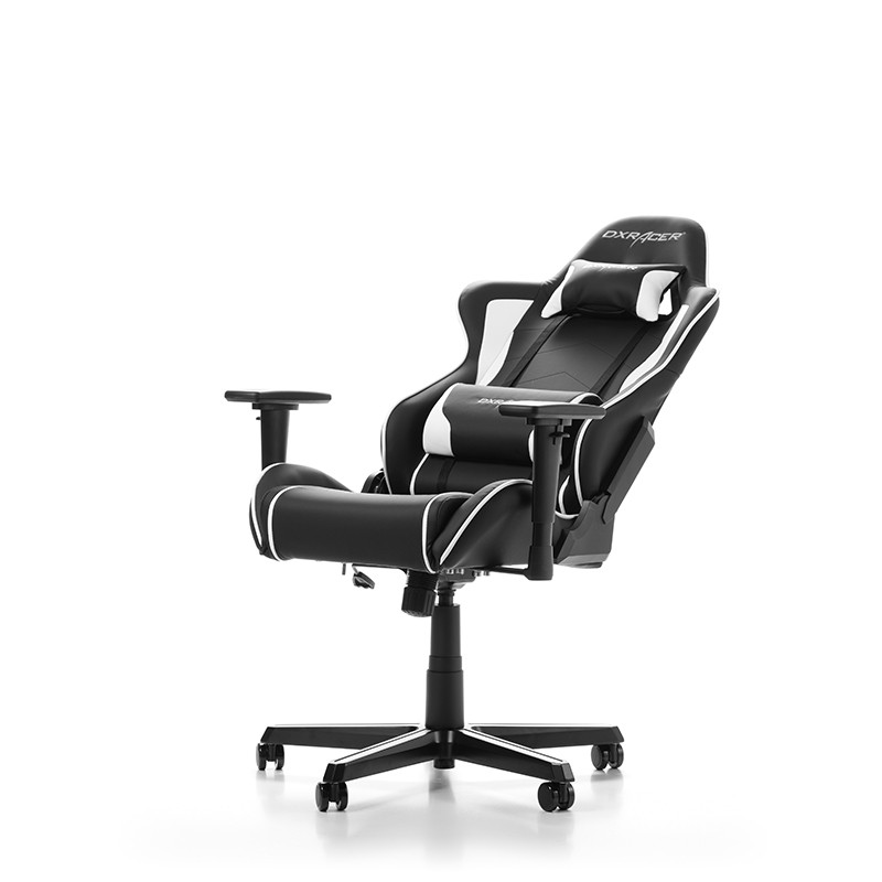DXRACER FORMULA SERIES F08-NW WHITE GAMING CHAIR