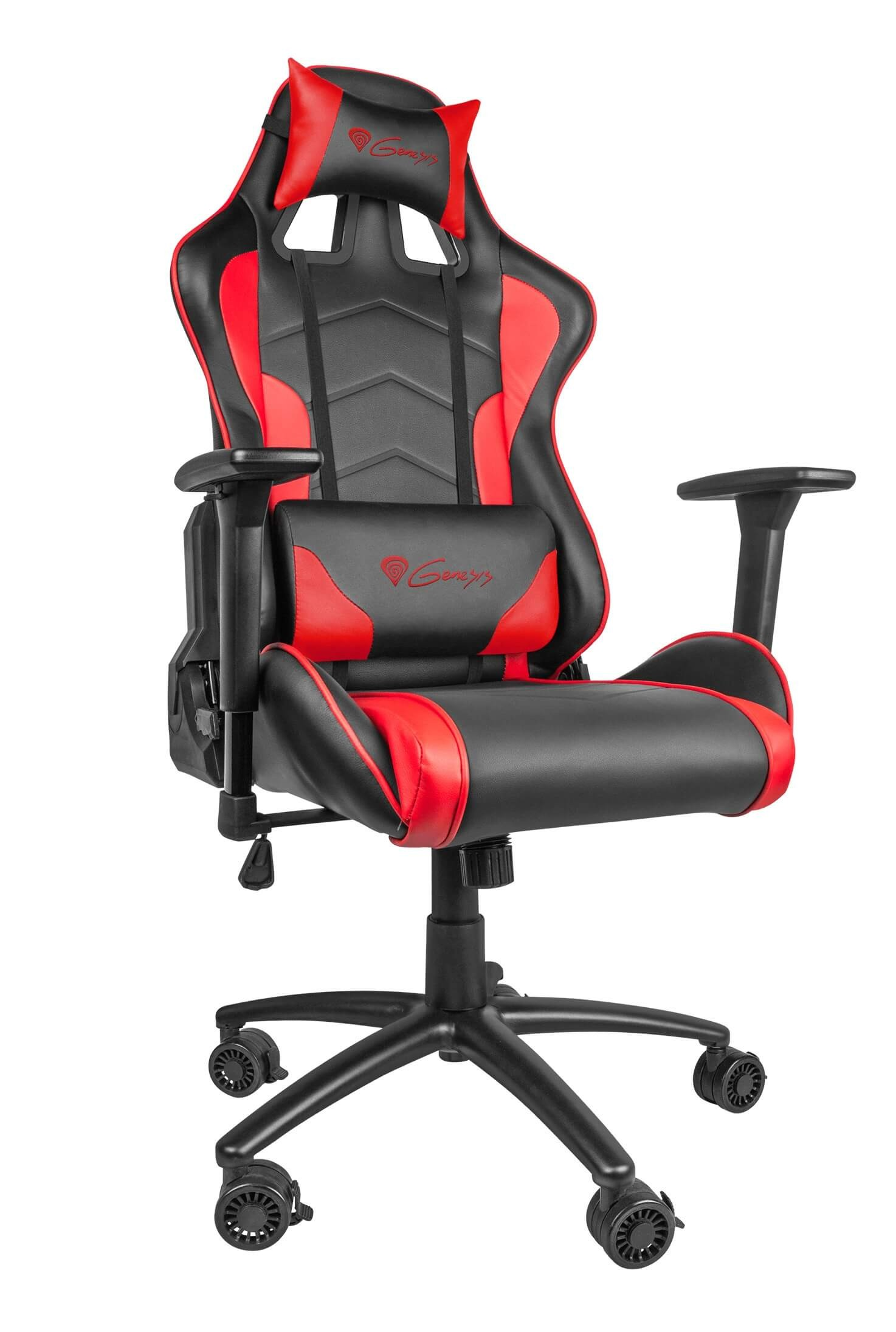GAMING CHAIR GENESIS NITRO 880 BLACK RED