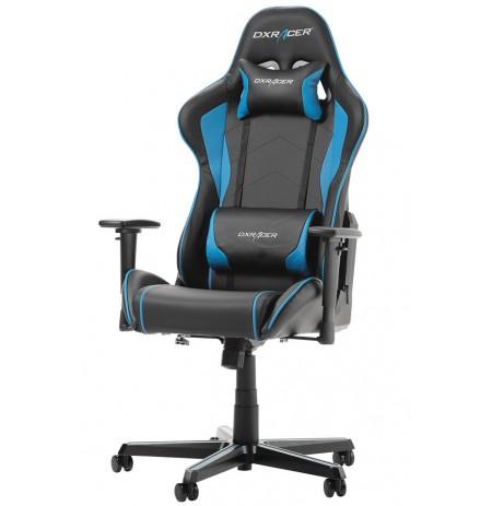 DXRACER FORMULA SERIES F08-NR raudona ergonominė kėdė