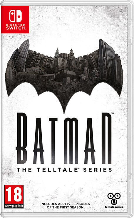 Batman: The Telltale Series XBOX