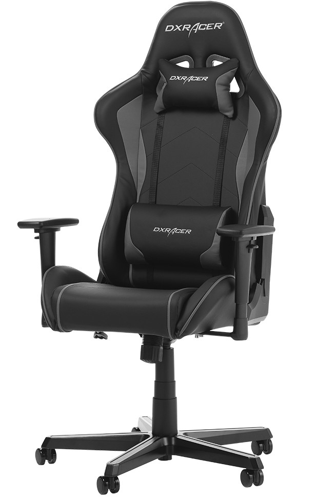 DXRACER FORMULA SERIES F08-NG pilka ergonominė kėdė