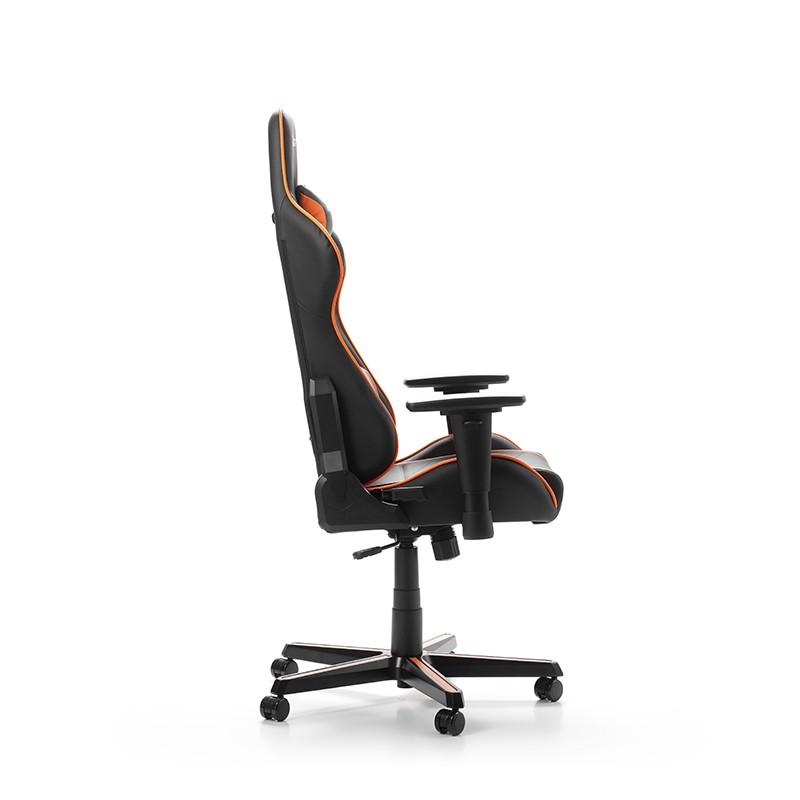 DXRACER FORMULA SERIES F08-NO oranžinė ergonominė kėdė
