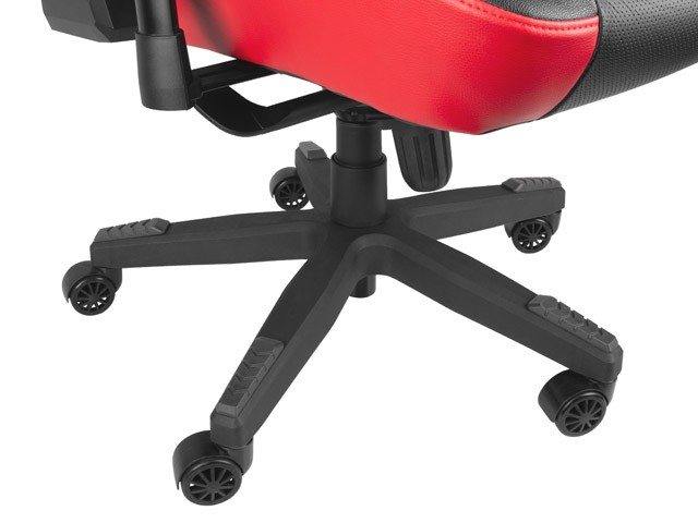 GAMING CHAIR GENESIS NITRO 790 RED/BLACK
