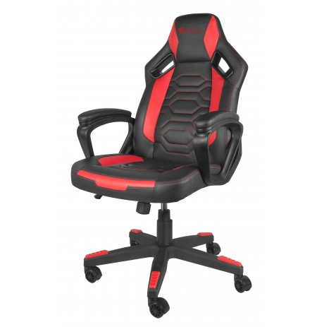 GAMING CHAIR GENESIS NITRO 370 RED/BLACK