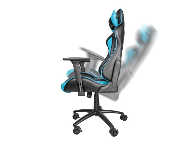 GAMING CHAIR GENESIS NITRO 880 BLACK BLUE