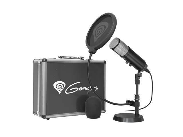 GENESIS RADIUM 600 MICROPHONE STUDIO
