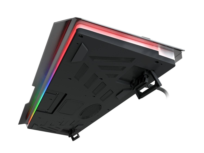 GAMING KEYBOARD GENESIS RHOD 420 RGB US LAYOUT WITH RGB BACKLIGHT