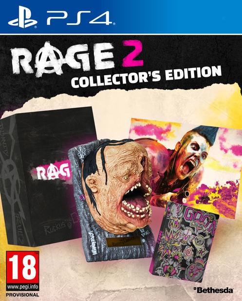 Rage 2 Collectors Edition PS4
