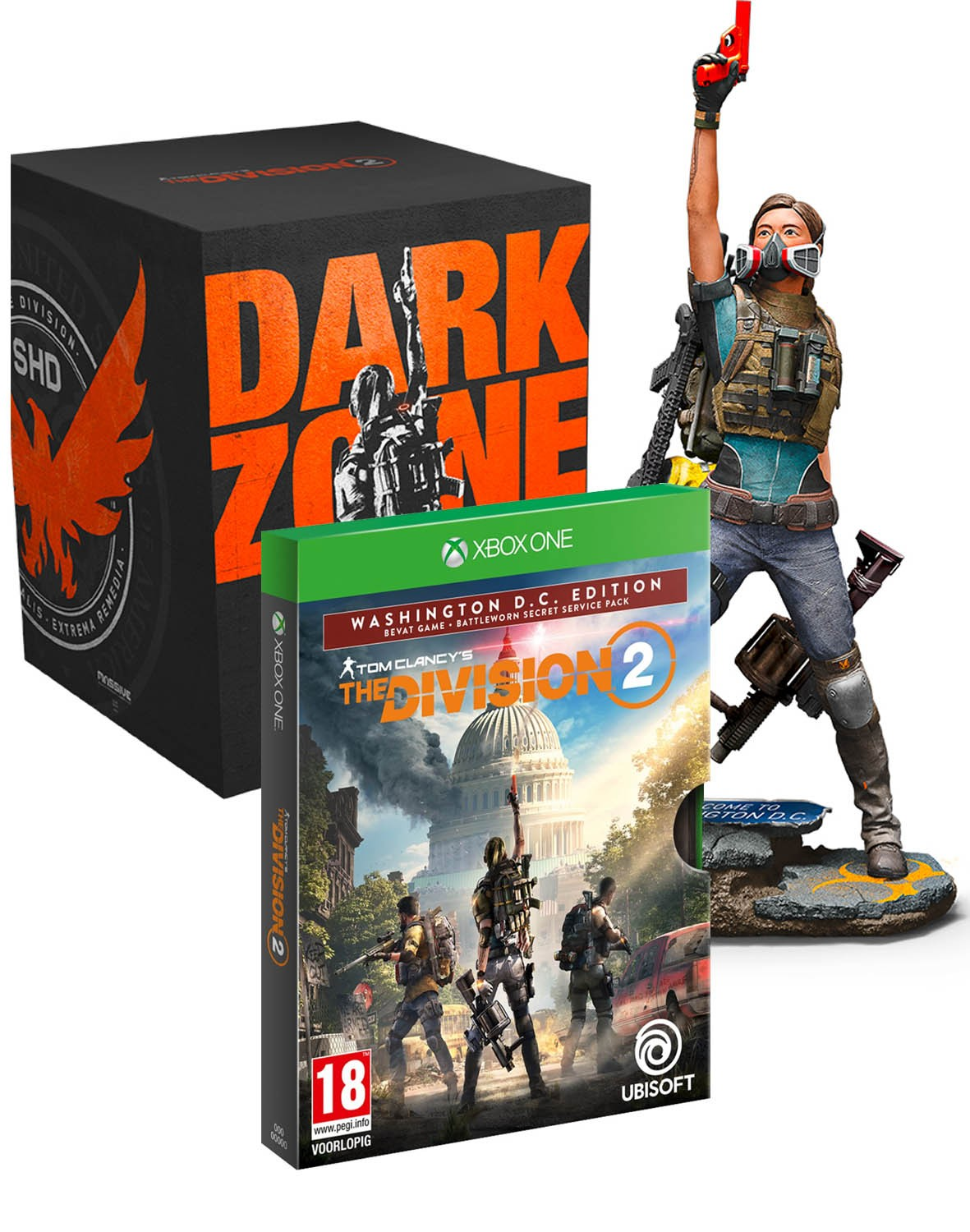 Tom Clancy's The Division 2 The Dark Zone Edition XBOX