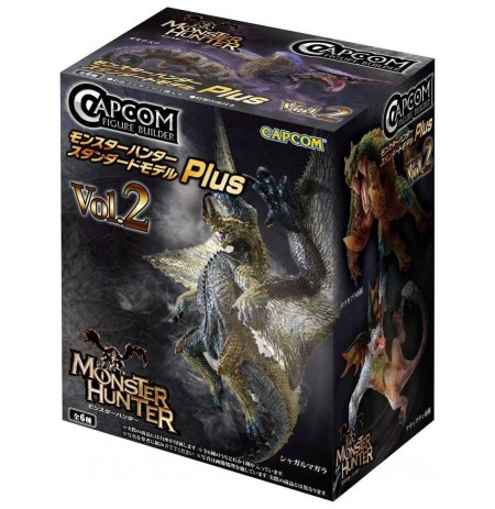 Monster Hunter builder Vol. 2 statue (Blind Box)