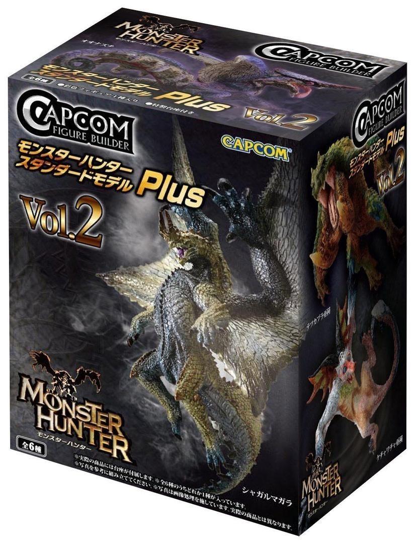 Monster Hunter builder Vol. 2 statue (Blind Box)