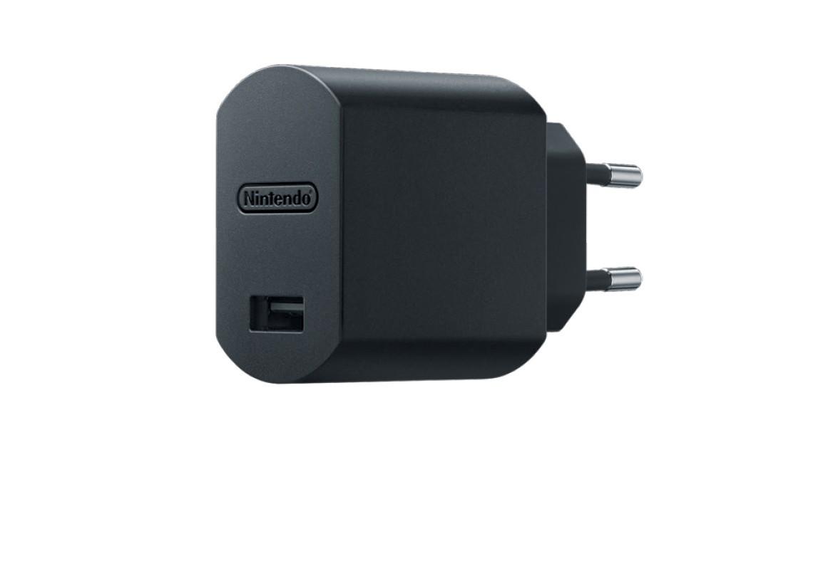 Nintendo USB AC adapteris