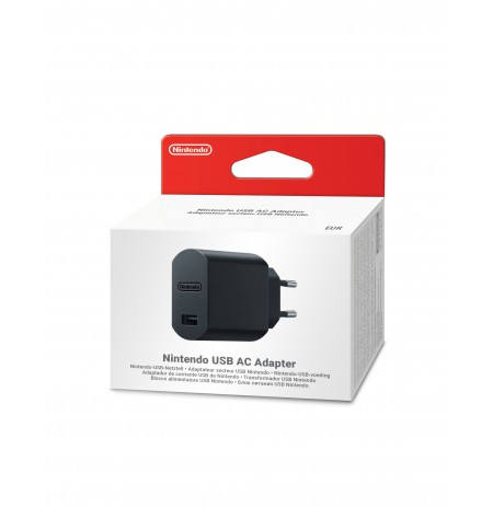 Nintendo USB AC adapteris