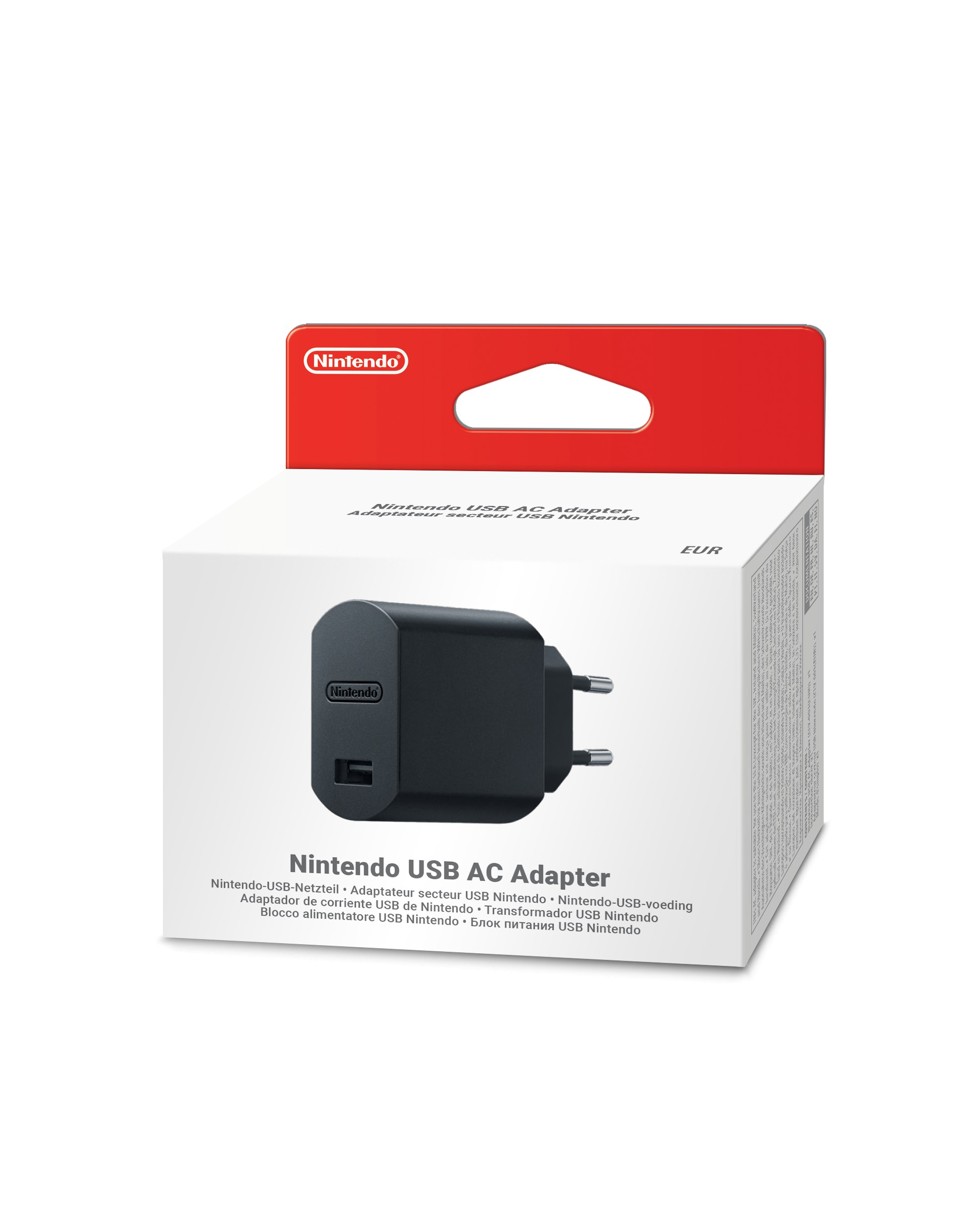 Nintendo Switch AC USB-C adapter