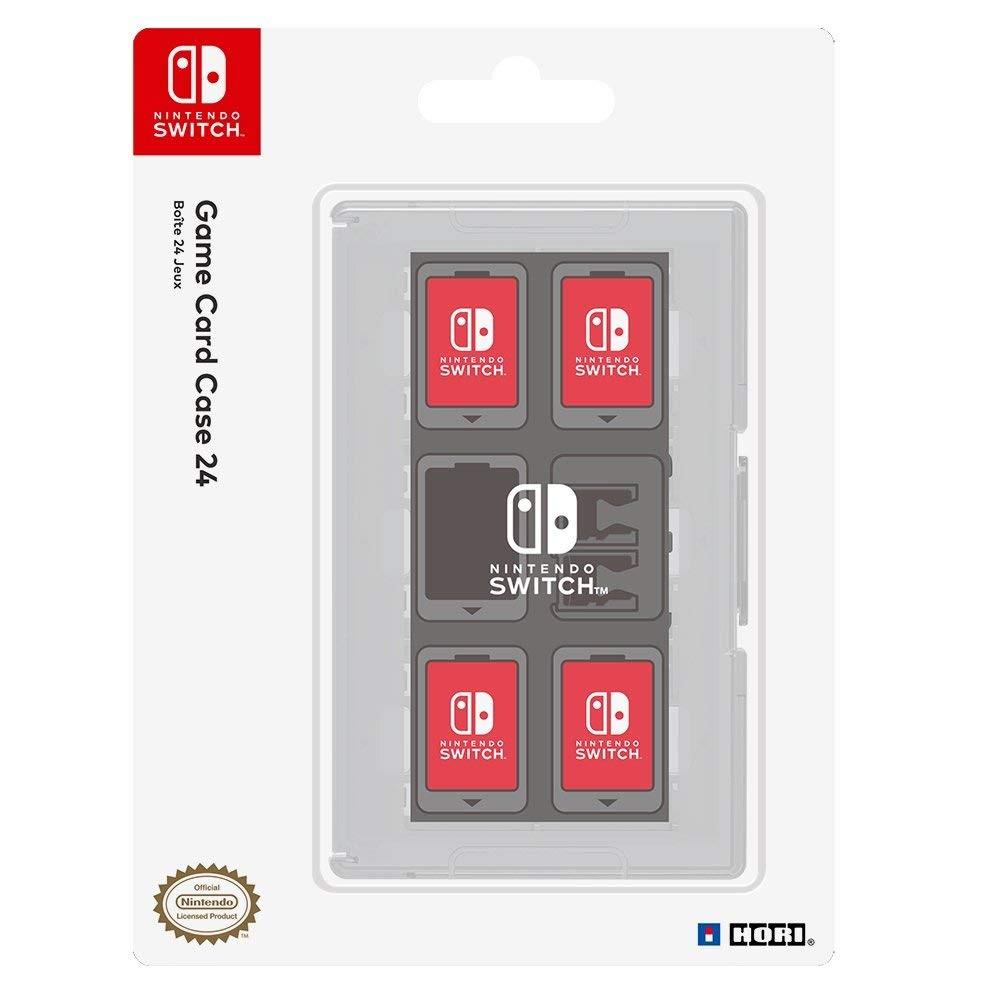 HORI Switch Game Card dėklas - Clear