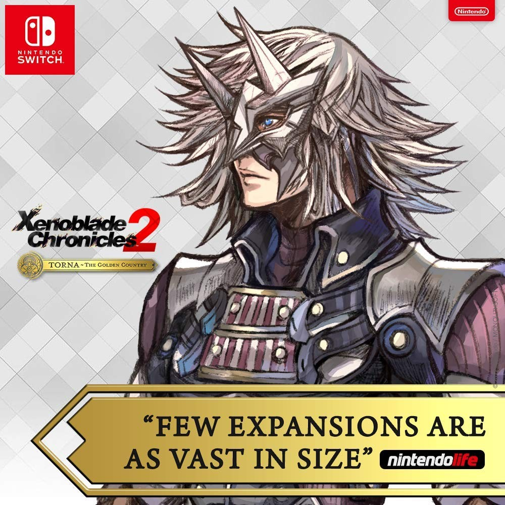 Xenoblade Chronicles 2: Torna - The Golden Country