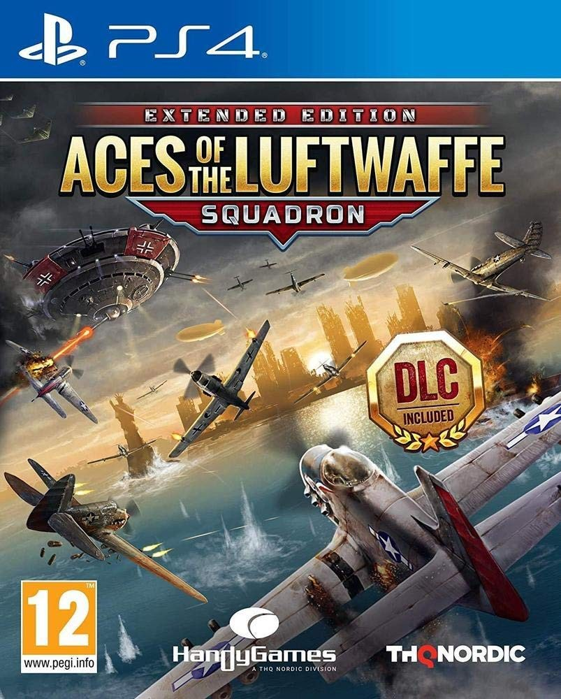 Aces of the Luftwaffe - Squadron Edition PS4