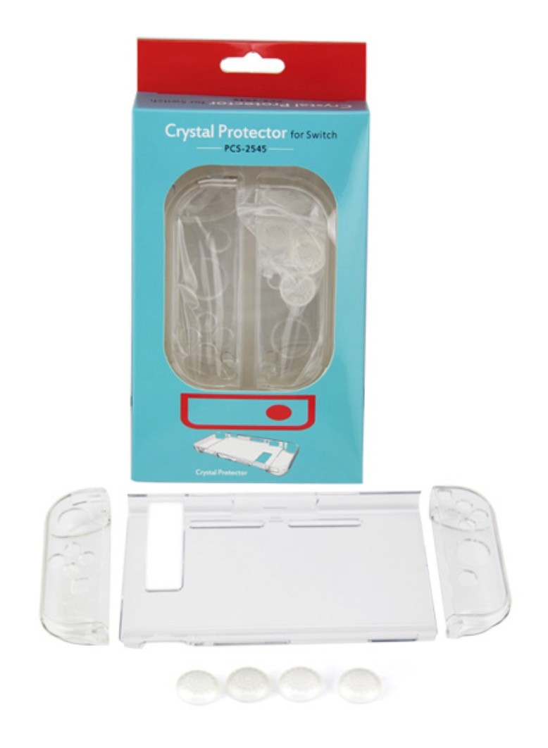 Nintendo switch Transparent crystal protective cover