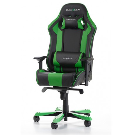 DXRACER KING SERIES K06-NE GREEN GAMING CHAIR