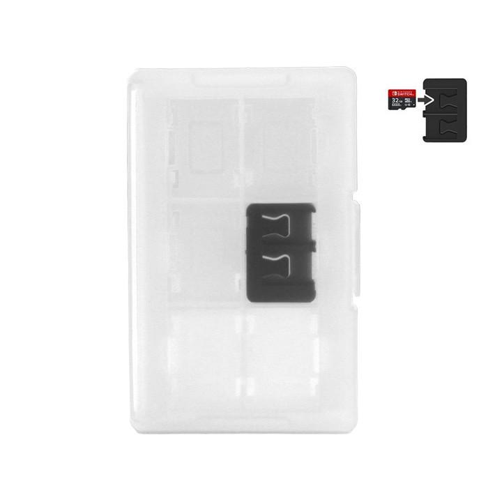 Nintendo Switch 12 cartridge white case