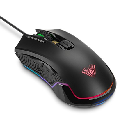 AULA Nomad wired mouse | 2000 DPI