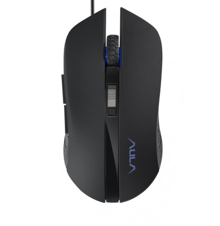 AULA Obsidian wired mouse | 2400 DPI