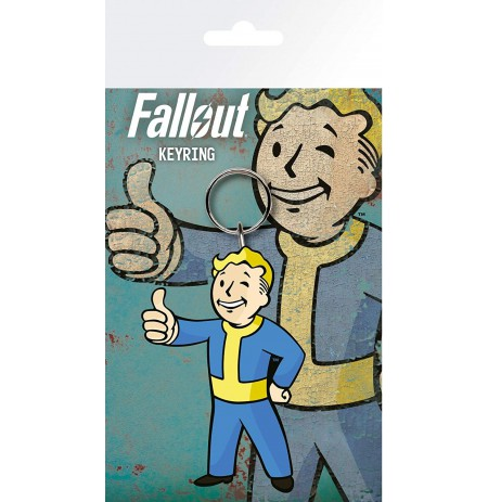 FALLOUT 4 Vault Boy Thumbs Up guminis pakabukas