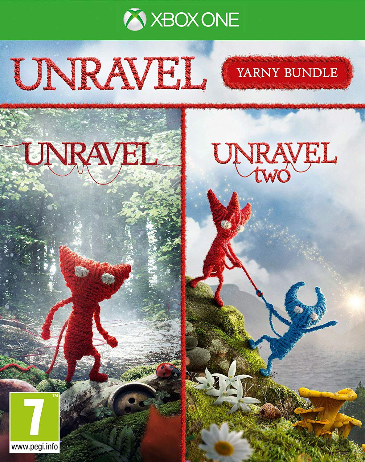 Unravel Yarny Bundle XBOX