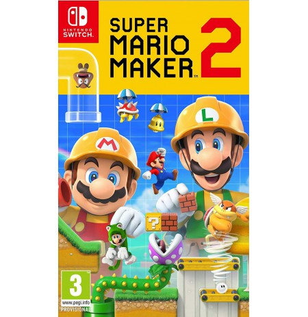 Super Mario Maker 2 XBOX