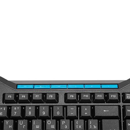 AULA ADJUDICATION EXPERT laidinė membraninė klaviatūra US